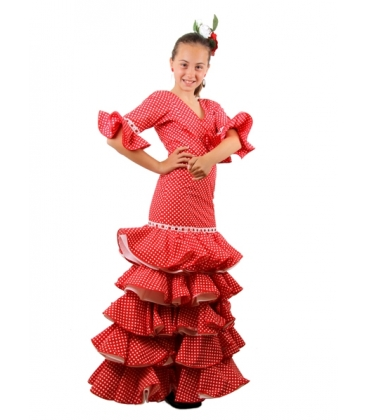 4d0d8d2aa5fa1 Robe Flamenco Enfant
