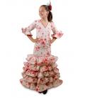 Robe Flamenco Fille, Estrella