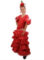 Robe de Flamenco Enfant, Compás