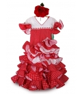 Robe Flamenco Enfant, Amapola