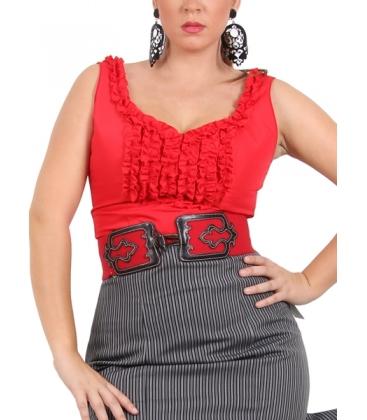 Flamenco Ceinture Elastique Femme