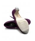Chaussure en Cuir Mercedes Gallardo