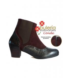Bottes de Flamenco, Conde Professionell