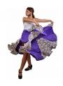 Jupe de flamenco, modèle EF024