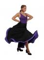 Jupe de flamenco, modèle EF014