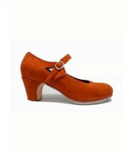 Chaussures de flamenco modèle Amaya de Gallardo