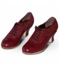 Chaussures de flamenco Gallardo Bottines