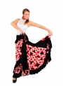 Jupe de flamenco Happy Dance