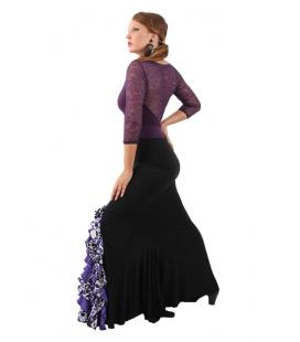 Jupe de flamenco mod. EF214