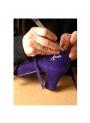 nom brodé pour chaussures de flamenco