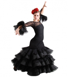 Robe De Flamenco Martinete 2017
