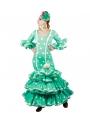 Robe de Flamenco, Taille 36 (S)