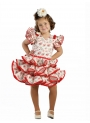 Robes Flamenco Pour Filles, Ilusión Super
