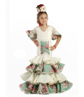 Robe De Flamenco Pour Filles, Begonia Super