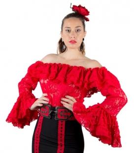 Chemise De Flamenco