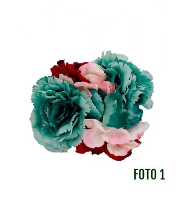 Fleurs de flamenco
