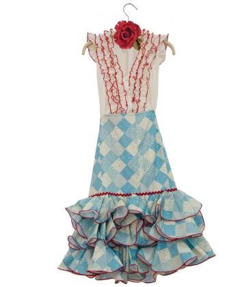 Costume Espagnole Pour Fille