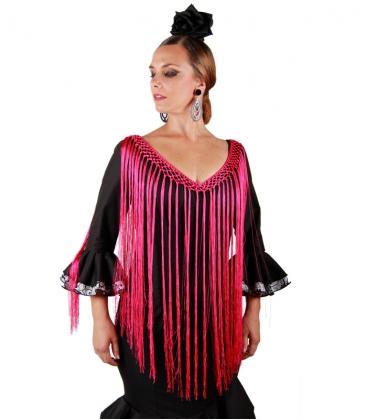 Franges de flamenco