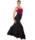 Jupes de flamenco pour la danse