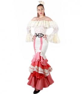 Jupe de Flamenco, Taille XL