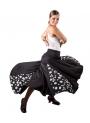 Jupe de Flamenco, Mod: 4 Godet, Rèpètitions