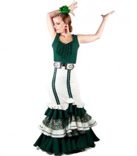 Jupe Flamenco Femme Jaleo