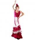 falda original flamenca