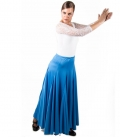 jupes de flamenco 8 godet