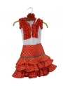Costume de flamenco