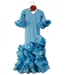 Robe de Flamenco fille