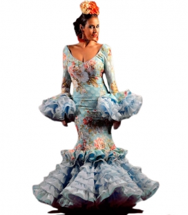 Robe De Flamenco 2018 Alhambra Super