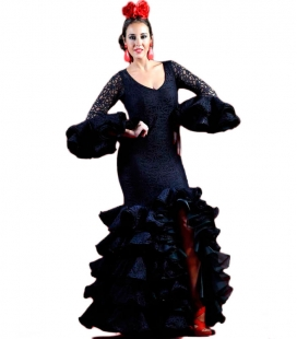 Robe De Flamenco Graciela 2018 Super