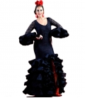 Robe De Flamenco Graciela 2018 Super