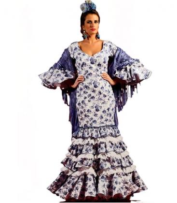 Robe de Flamenco 2018 Vargas