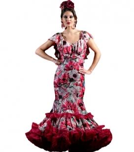Robe De Flamenco 2018 Malaga Extra
