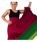 Jupe de danse Flamenco fillette