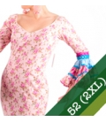 Robe Flamenco Taille 52 (2XL)
