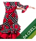 Robes Flamenco Taille 54 (3XL)