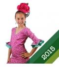 Robes Flamenco 2015 Fillettes