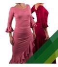 Ensemble de vetement flamenco