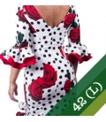 Robes Flamenco Taille 42 (L)
