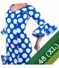 Robe Flamenco Taille 48 (XL)