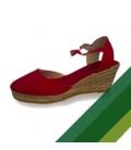 Chaussures Avec Semelles en Corde